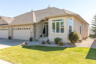 Main Photo: 21 61 Lafleur Drive: St. Albert House Half Duplex for sale : MLS®# E4126783