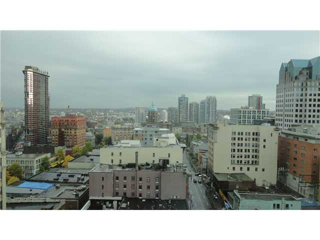 Main Photo: 1709 438 SEYMOUR Street in Vancouver: Downtown VW Condo for sale (Vancouver West)  : MLS® # V916524