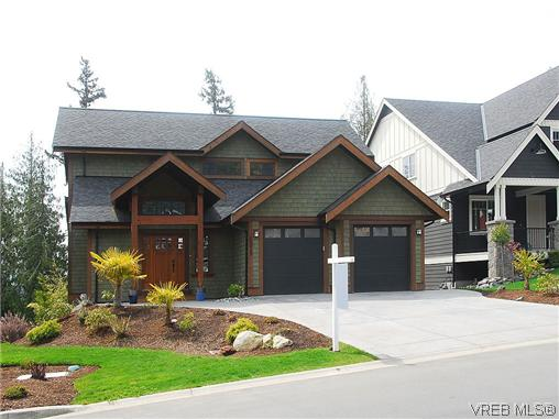 Main Photo: 6979 Brailsford Place in SOOKE: Sk Broomhill Single Family Detached for sale (Sooke)  : MLS(r) # 303648