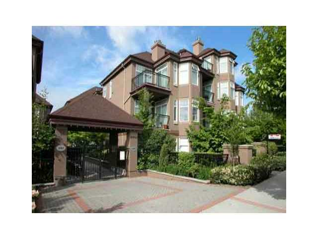 "Main Photo: # 204 588 12TH ST in New Westminster: Uptown NW Condo for sale in ""THE REGENCY"" : MLS®# V893620"