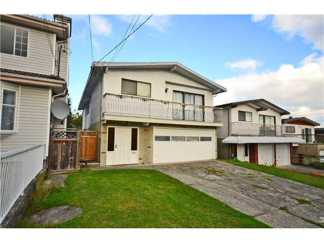 Main Photo: 1365 E 29TH AV in Vancouver: Knight House for sale (Vancouver East)  : MLS® # V1031331