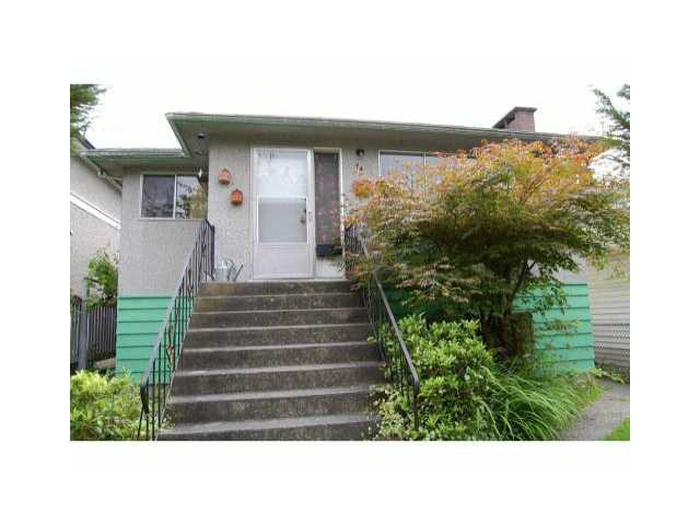 Main Photo: 74 E 23RD Avenue in Vancouver: Main House for sale (Vancouver East)  : MLS®# V1041083