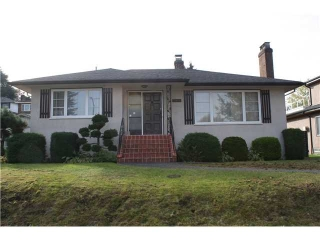 Main Photo: 3868 NITHSDALE Street in Burnaby: Burnaby Hospital House for sale (Burnaby South)  : MLS® # V1089385