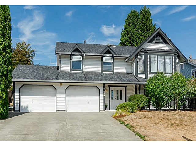 Main Photo: 19685 S WILDWOOD Crescent in Pitt Meadows: South Meadows House for sale : MLS® # V1141258