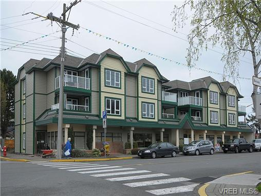 Main Photo: 304 2510 Bevan Avenue in SIDNEY: Si Sidney South-East Condo Apartment for sale (Sidney)  : MLS® # 357514