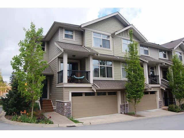 "Main Photo: 10 22225 50 Avenue in Langley: Murrayville Townhouse for sale in ""Murray's Landing"" : MLS® # R2017625"