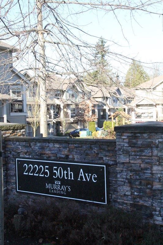 "Photo 17: 10 22225 50 Avenue in Langley: Murrayville Townhouse for sale in ""Murray's Landing"" : MLS(r) # R2017625"