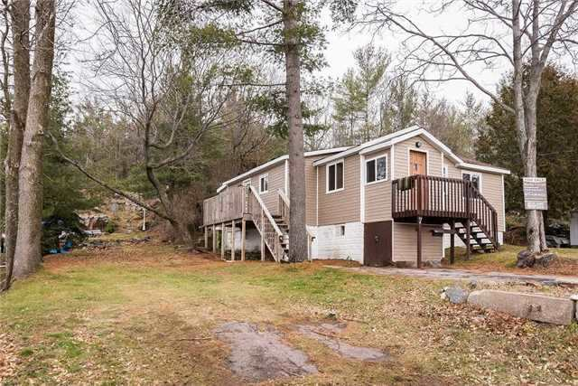 Main Photo: 7 John Street in Parry Sound: House (Bungalow) for sale : MLS® # X3391213