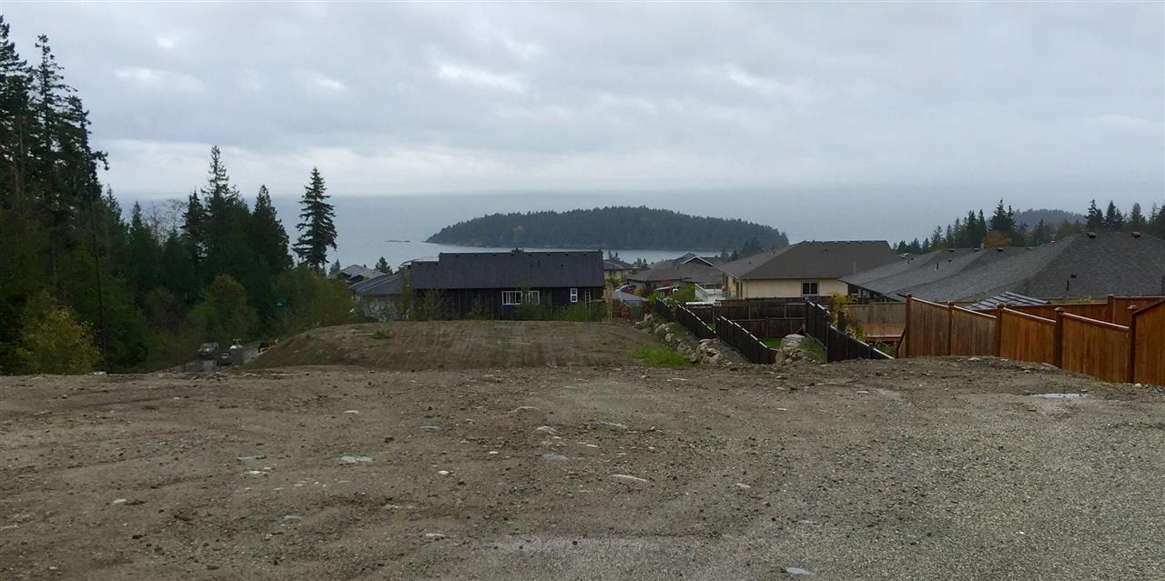 Main Photo: LOT 7 TYLER Road in Sechelt: Sechelt District Home for sale (Sunshine Coast)  : MLS®# R2119323