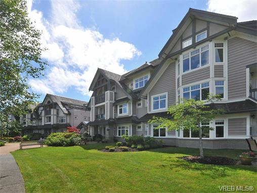 Main Photo: 216 4490 Chatterton Way in VICTORIA: SE Broadmead Condo Apartment for sale (Saanich East)  : MLS(r) # 373756