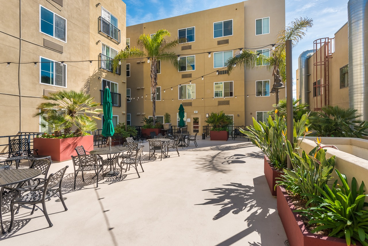 Photo 20: DOWNTOWN Condo for sale : 2 bedrooms : 1970 Columbia St #405 in San Diego
