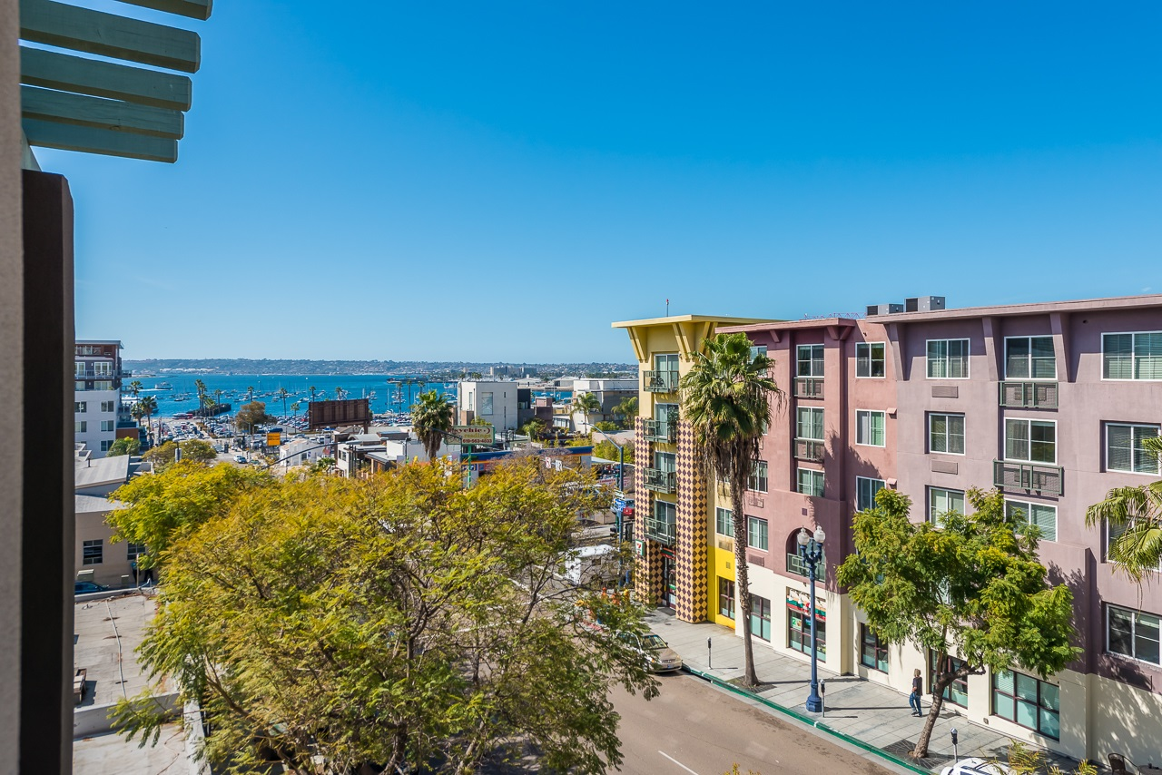 Photo 22: DOWNTOWN Condo for sale : 2 bedrooms : 1970 Columbia St #405 in San Diego