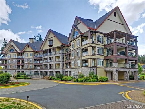 Main Photo: 209 1375 Bear Mountain Parkway in VICTORIA: La Bear Mountain Condo Apartment for sale (Langford)  : MLS® # 375427