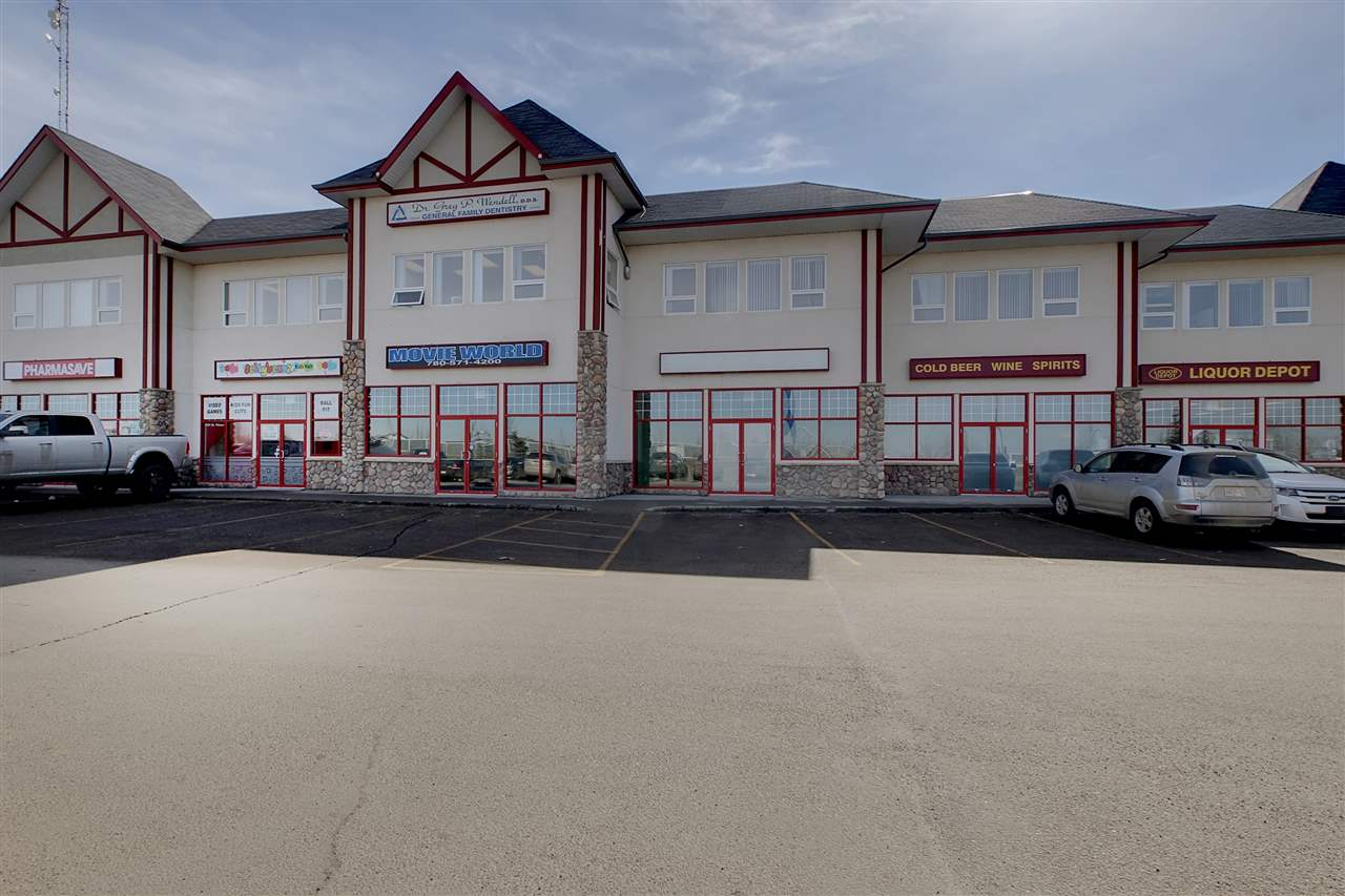 Main Photo: 108 636 King Street: Spruce Grove Retail for lease : MLS(r) # E4056409
