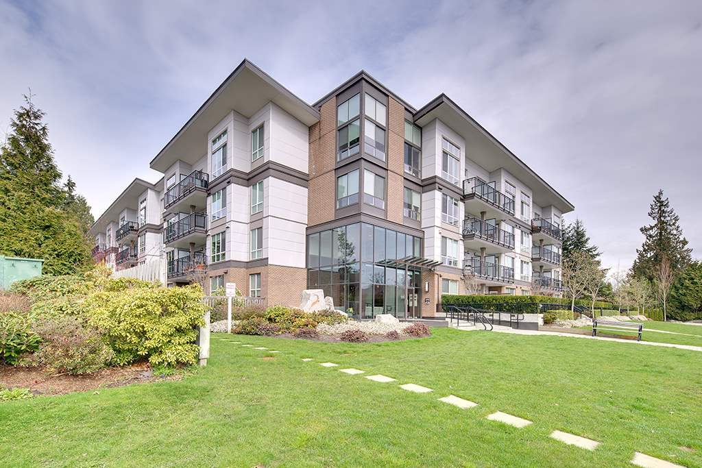 "Main Photo: 210 12039 64 Avenue in Surrey: West Newton Condo for sale in ""LUXOR"" : MLS®# R2151724"