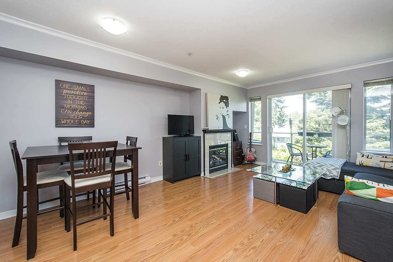 "Main Photo: 302 4181 NORFOLK Street in Burnaby: Central BN Condo for sale in ""NORFOLK PLACE"" (Burnaby North)  : MLS® # R2169179"