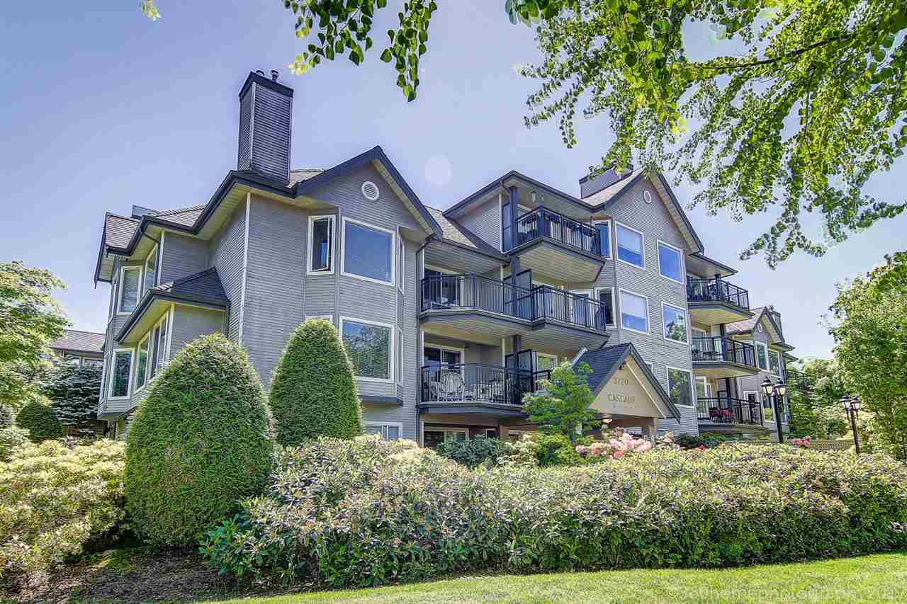 "Main Photo: 203 3770 MANOR Street in Burnaby: Central BN Condo for sale in ""CASCADE WEST"" (Burnaby North)  : MLS® # R2170827"