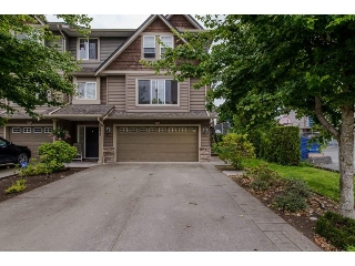 "Main Photo: 8 8825 ELM Drive in Chilliwack: Chilliwack E Young-Yale Townhouse for sale in ""Central Park"" : MLS(r) # R2175945"