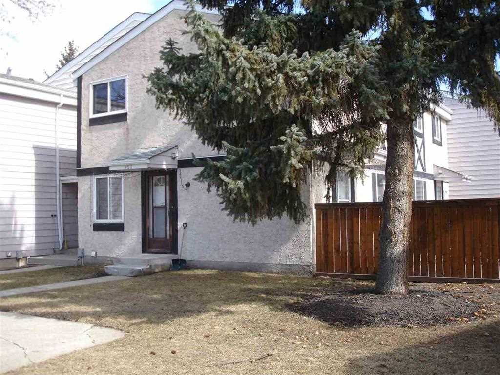Main Photo: 157 PRIMROSE Gardens in Edmonton: Zone 20 Townhouse for sale : MLS® # E4073284