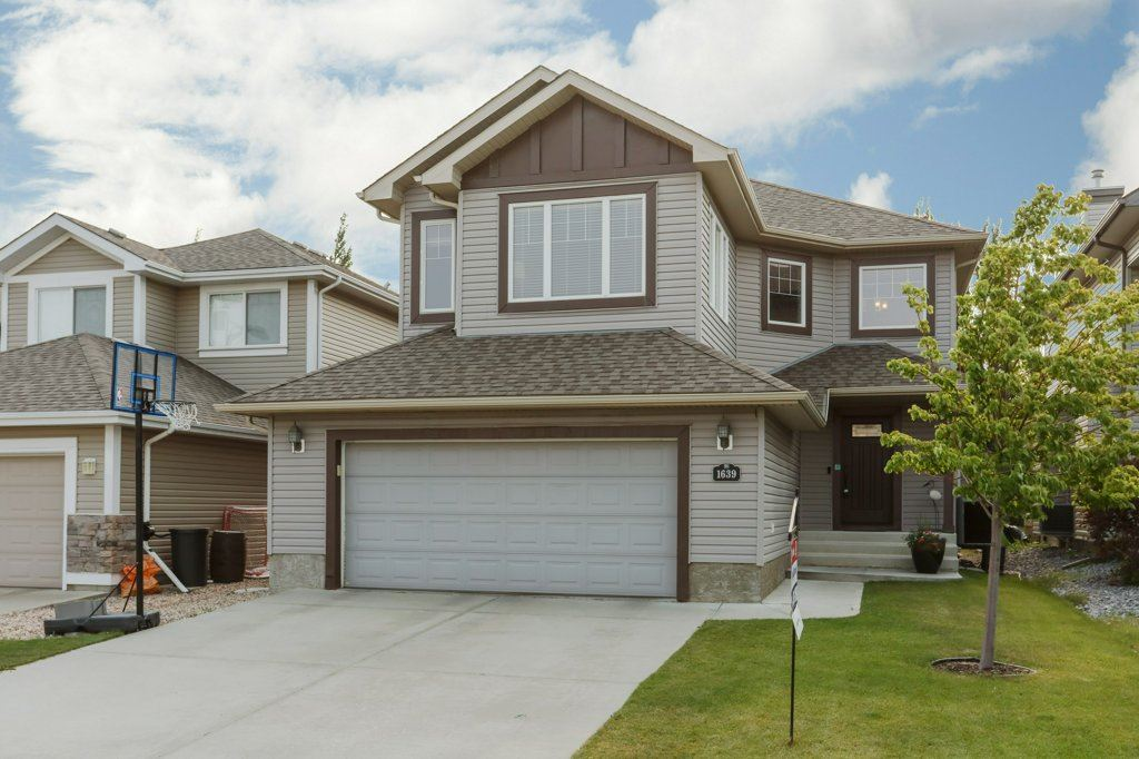 Main Photo: 1639 126 Street in Edmonton: Zone 55 House for sale : MLS(r) # E4074179