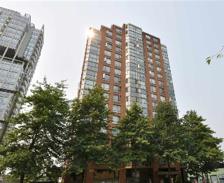 "Main Photo: 406 888 PACIFIC Street in Vancouver: Yaletown Condo for sale in ""PACIFIC PREMENADE"" (Vancouver West)  : MLS® # R2193494"