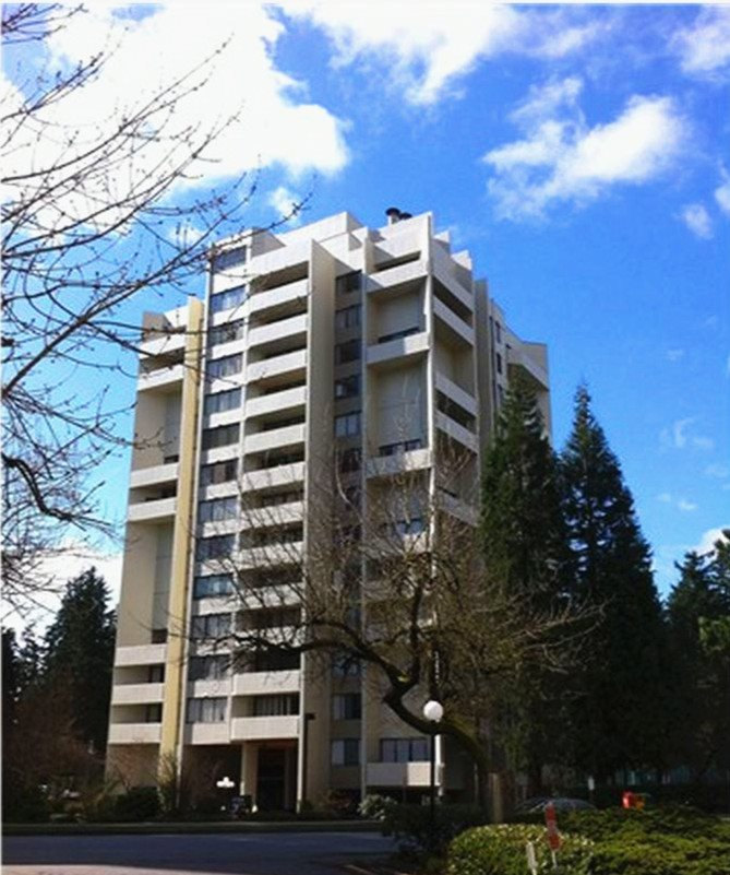 Main Photo: 1204 4200 MAYBERRY Street in Burnaby: Metrotown Condo for sale (Burnaby South)  : MLS® # R2198942