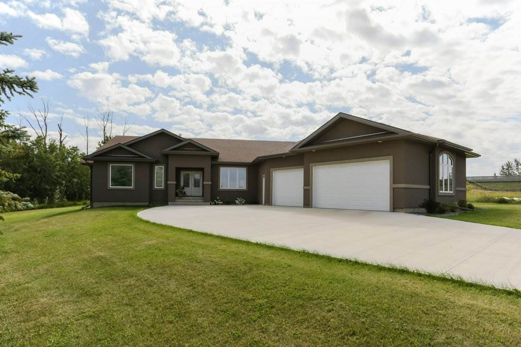 Main Photo: 57 26323 TWP RD 532A Road: Rural Parkland County House for sale : MLS® # E4078840