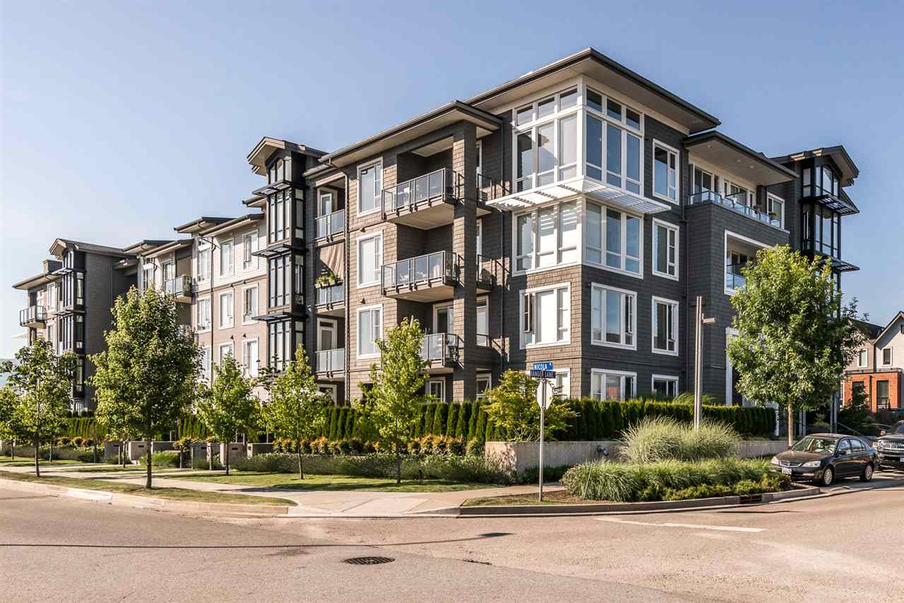 "Main Photo: 307 2307 RANGER Lane in Port Coquitlam: Riverwood Condo for sale in ""FREEMONT GREEN SOUTH"" : MLS®# R2206669"