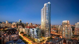"Main Photo: 4602 1289 HORNBY Street in Vancouver: Downtown VW Condo for sale in ""Burrard Place"" (Vancouver West)  : MLS® # R2210965"