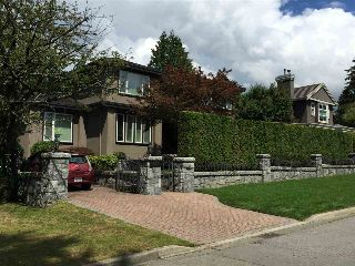 Main Photo: 1833 W 63RD Avenue in Vancouver: S.W. Marine House for sale (Vancouver West)  : MLS® # R2213789