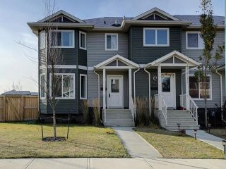 Main Photo: 3003 16 Avenue NW in Edmonton: Zone 30 Attached Home for sale : MLS® # E4085478