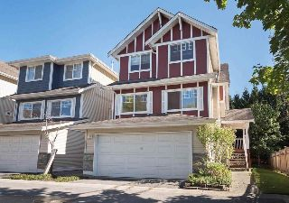 "Main Photo: 11 1108 RIVERSIDE Close in Port Coquitlam: Riverwood Townhouse for sale in ""HERITAGE MEADOWS"" : MLS® # R2217321"