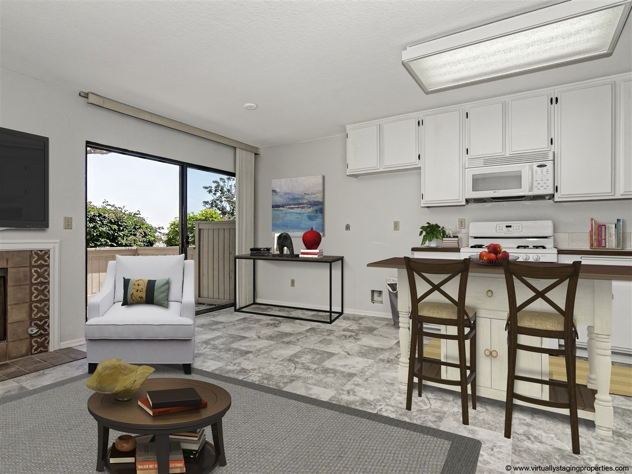 Main Photo: CARLSBAD WEST Townhome for sale : 2 bedrooms : 6995 Carnation Dr in Carlsbad