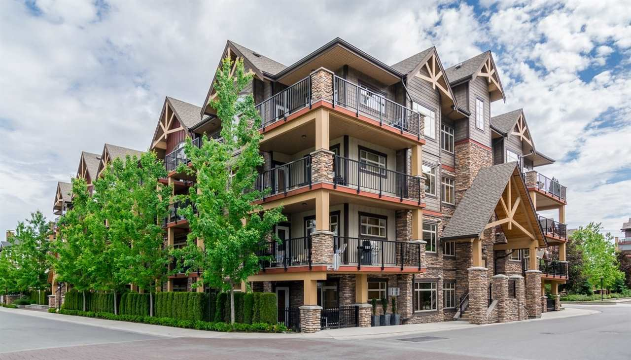 "Main Photo: 217 8328 207A Street in Langley: Willoughby Heights Condo for sale in ""Yorkson Creek"" : MLS®# R2222527"