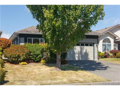 Main Photo: 7964 Polo Park Crescent in SAANICHTON: CS Saanichton Single Family Detached for sale (Central Saanich)  : MLS® # 368148