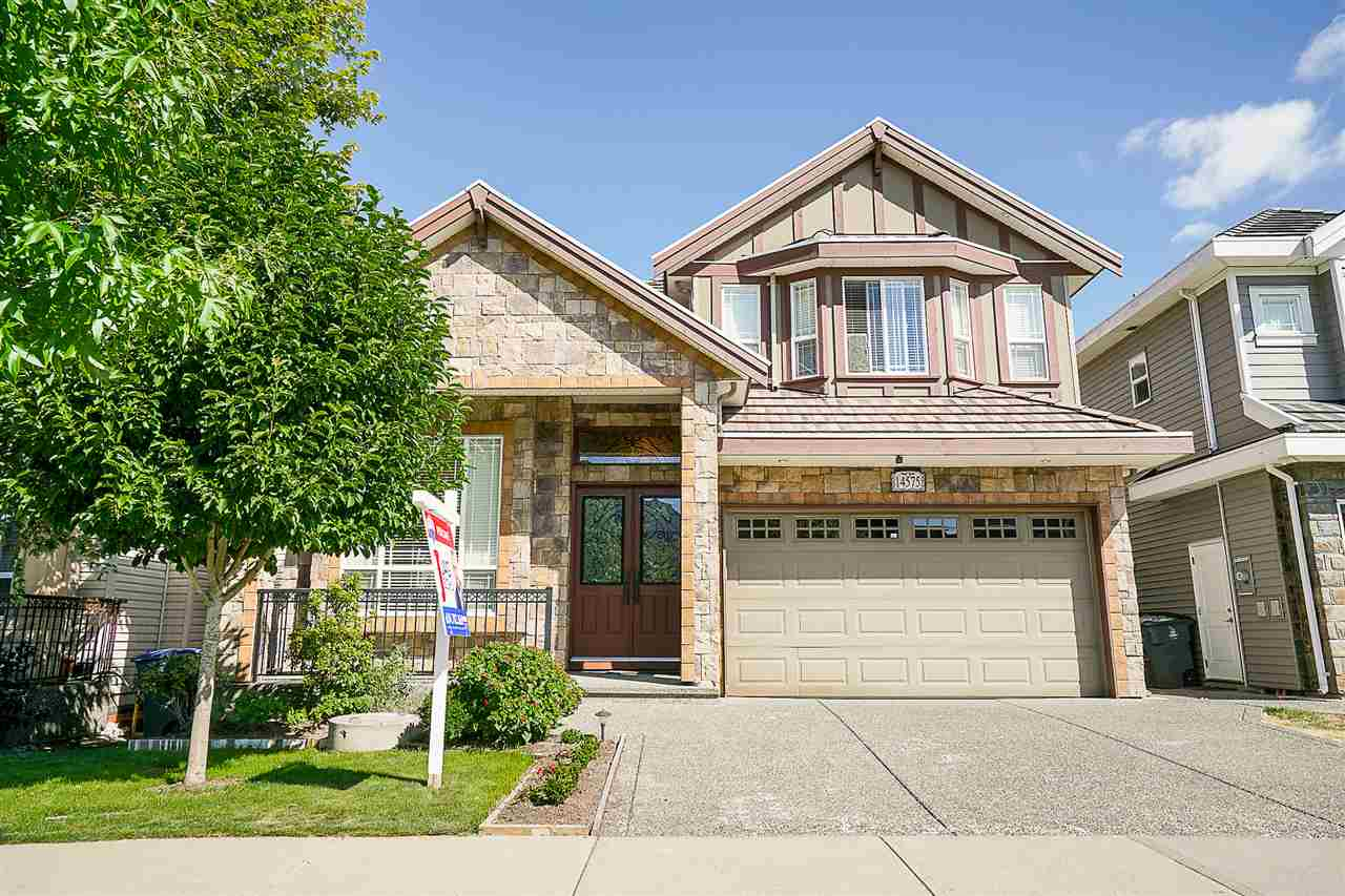 Main Photo: 14575 59B Avenue in Surrey: Sullivan Station House for sale : MLS® # R2229047