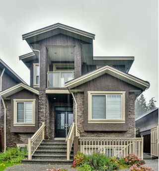 Main Photo: 87 GLOVER Avenue in New Westminster: GlenBrooke North House 1/2 Duplex for sale : MLS® # R2232629