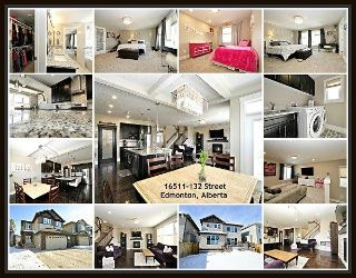 Main Photo: 16511 132 Street in Edmonton: Zone 27 House for sale : MLS® # E4098773