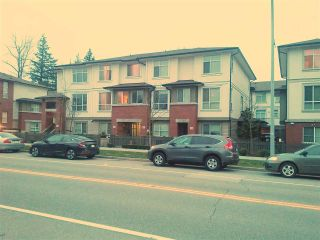 "Main Photo: 16 8355 164 Street in Surrey: Fleetwood Tynehead Townhouse for sale in ""Silverwood"" : MLS® # R2244611"