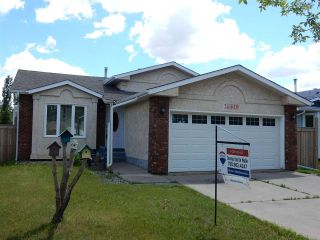 Main Photo: 16919 91 Street in Edmonton: Zone 28 House for sale : MLS®# E4099293