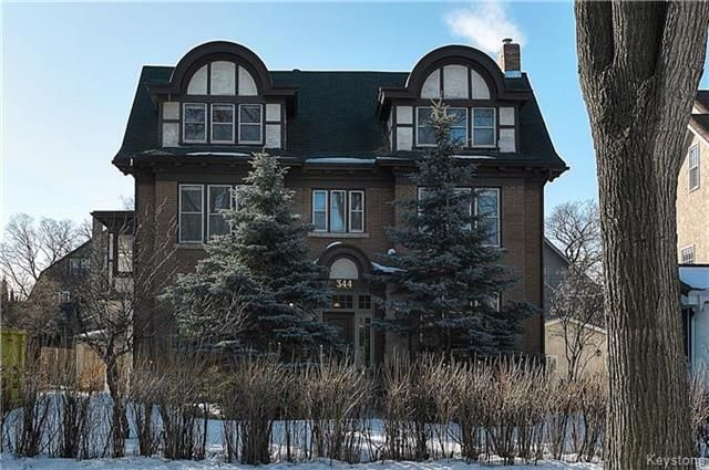 FEATURED LISTING: 344 Yale Avenue Winnipeg