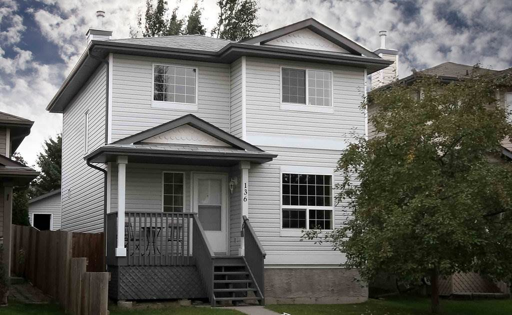 Main Photo: 136 BROOKVIEW Way: Stony Plain House for sale : MLS®# E4127172