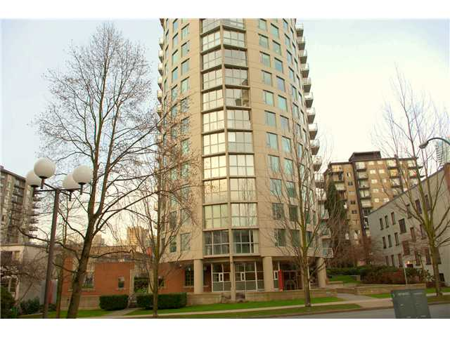"Main Photo: 206 1277 NELSON Street in Vancouver: West End VW Condo for sale in ""THE JETSON"" (Vancouver West)  : MLS® # V871217"