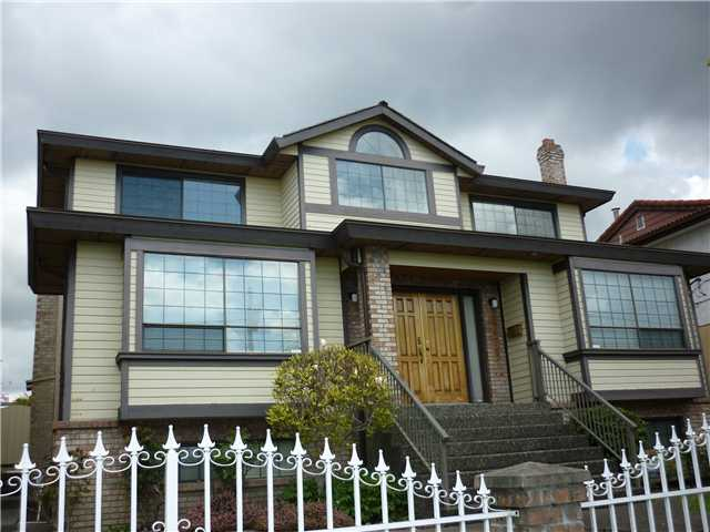 Main Photo: 5475 CLINTON Street in Burnaby: South Slope House for sale (Burnaby South)  : MLS® # V887836