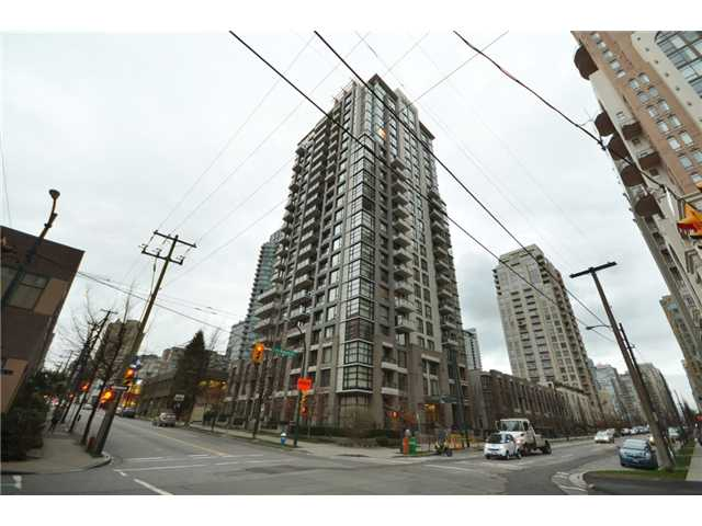 Main Photo: 702 1295 RICHARDS Street in Vancouver: Downtown VW Condo for sale (Vancouver West)  : MLS® # V924739