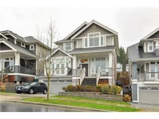 "Main Photo: 3419 GISLASON Avenue in Coquitlam: Burke Mountain House for sale in ""BURKE MOUNTAIN HEIGHTS"" : MLS(r) # V1041947"