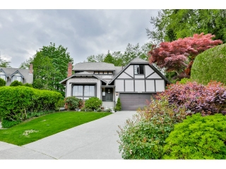 Main Photo: 1363 DEERIDGE Lane in Coquitlam: Upper Eagle Ridge House for sale : MLS®# V1129535