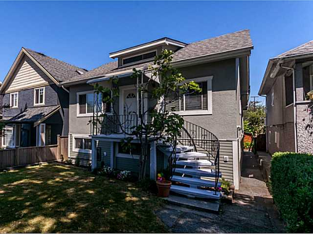 "Main Photo: 1453 E 21ST Avenue in Vancouver: Knight House for sale in ""Cedar Cottage"" (Vancouver East)  : MLS®# V1130684"