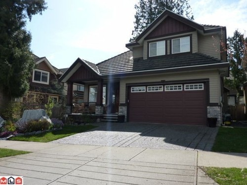 Main Photo: 14978 35TH Ave in South Surrey White Rock: Morgan Creek Home for sale ()  : MLS(r) # F1109183