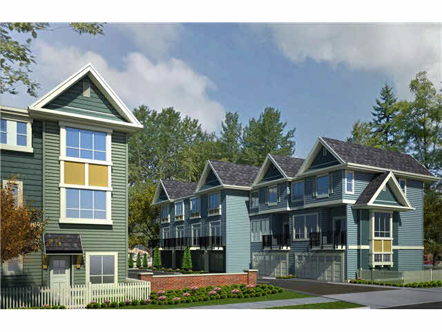 "Photo 6: 5-BA 14388 103 Avenue in Surrey: Whalley Townhouse for sale in ""THE VIRTUE"" (North Surrey)  : MLS® # F1449197"